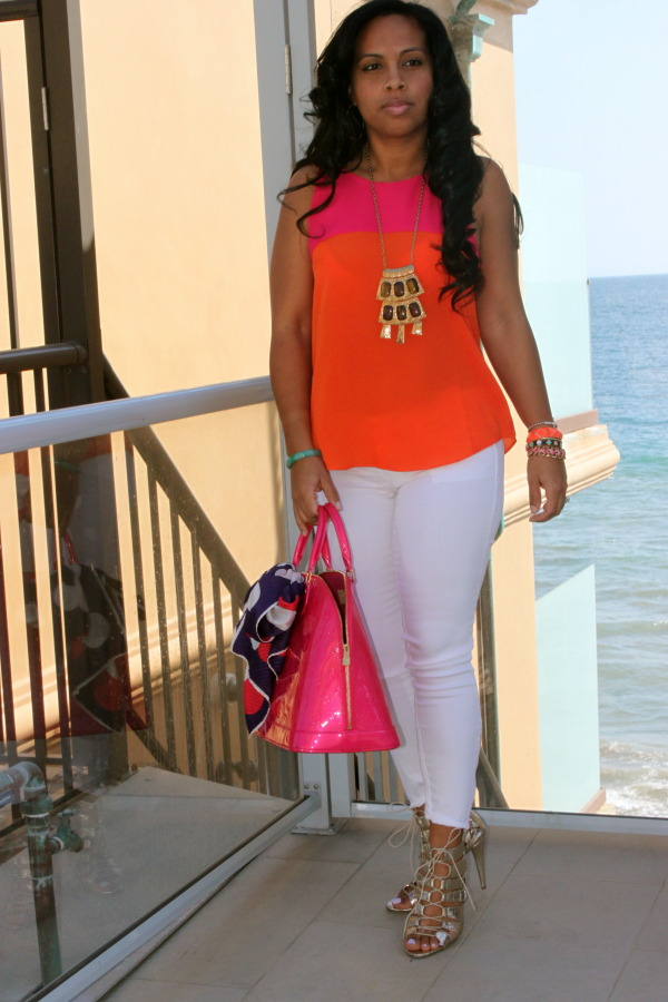 "Top Fashion Blogger For Black Women, Tanya Major, Talks About ""Must Haves"" For Vacation"