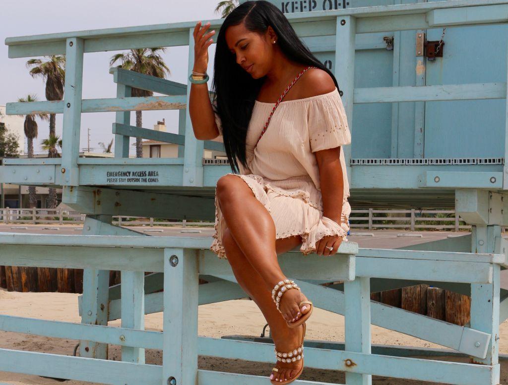 black fashion blog