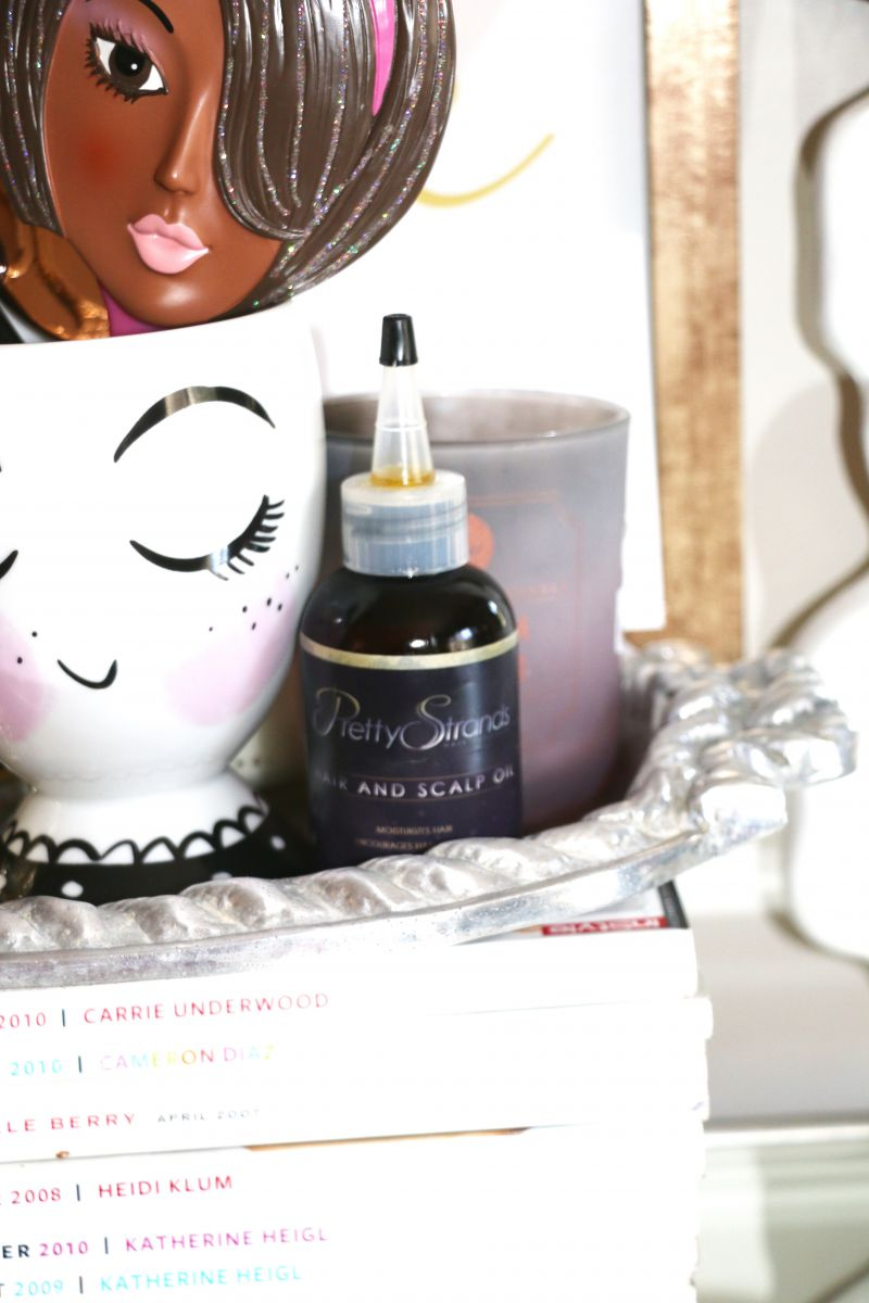 Pretty Strands Hair and Scalp Oil