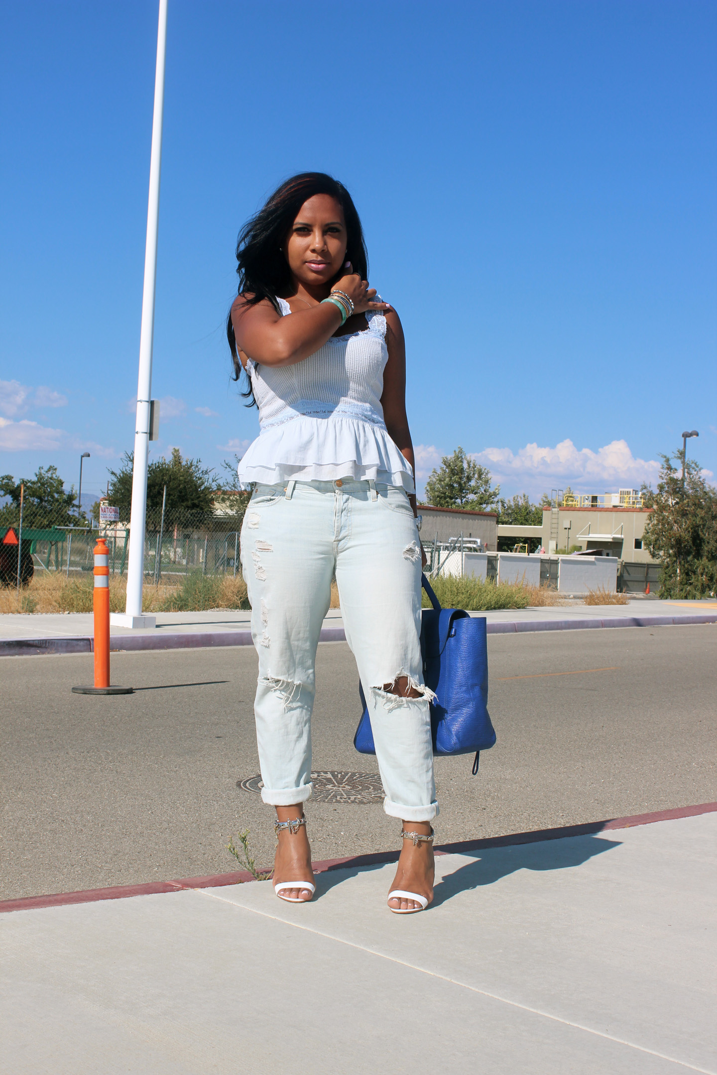 fashion blogs for black women boyfriend jeans