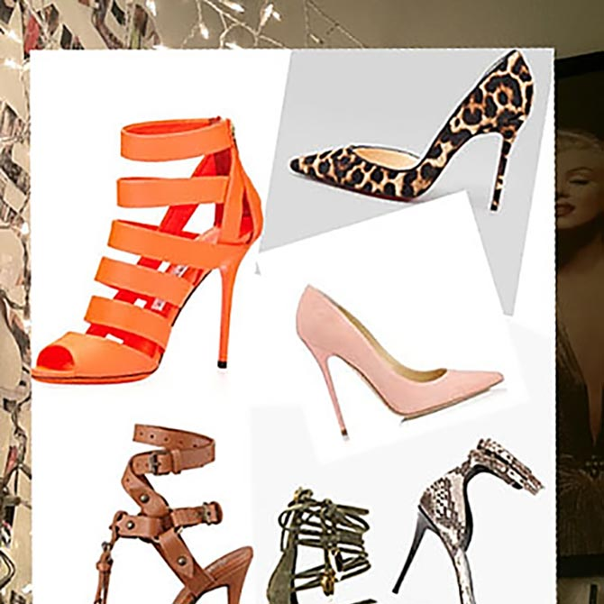 fun spring 2014 shoes