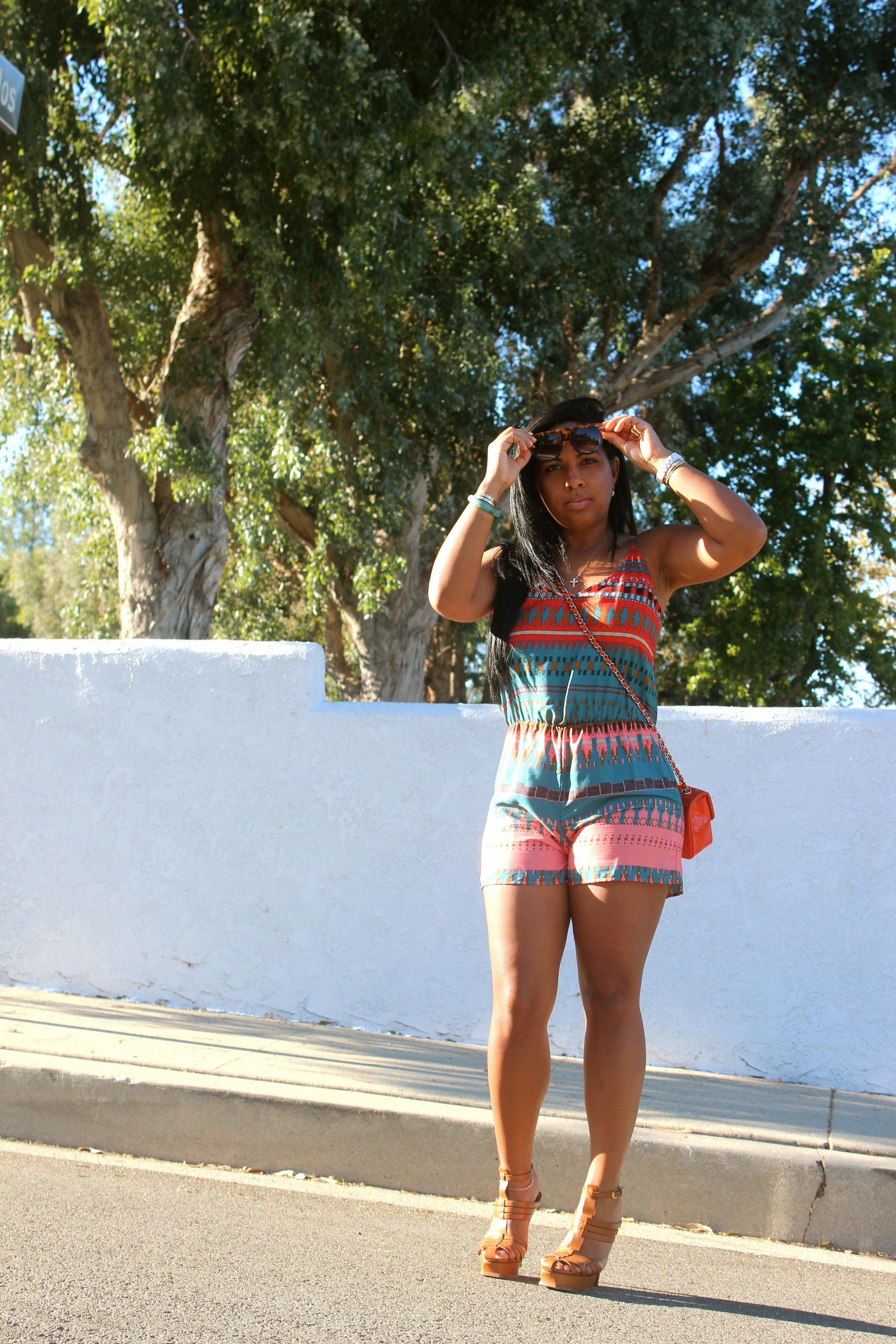 Fashion October 2016: Black Women Fashion Blog Summer In October