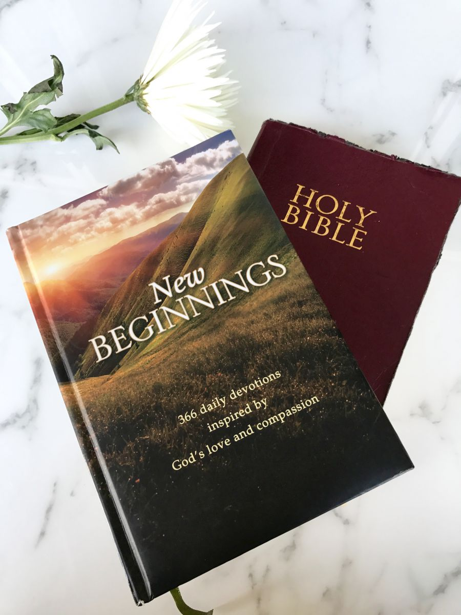 read you bible everyday for a good life