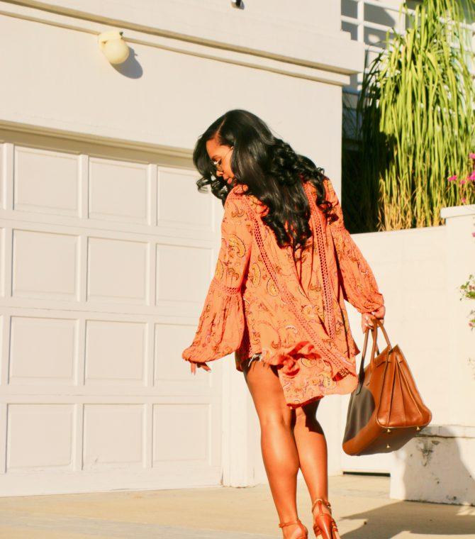 fashion blogger african American