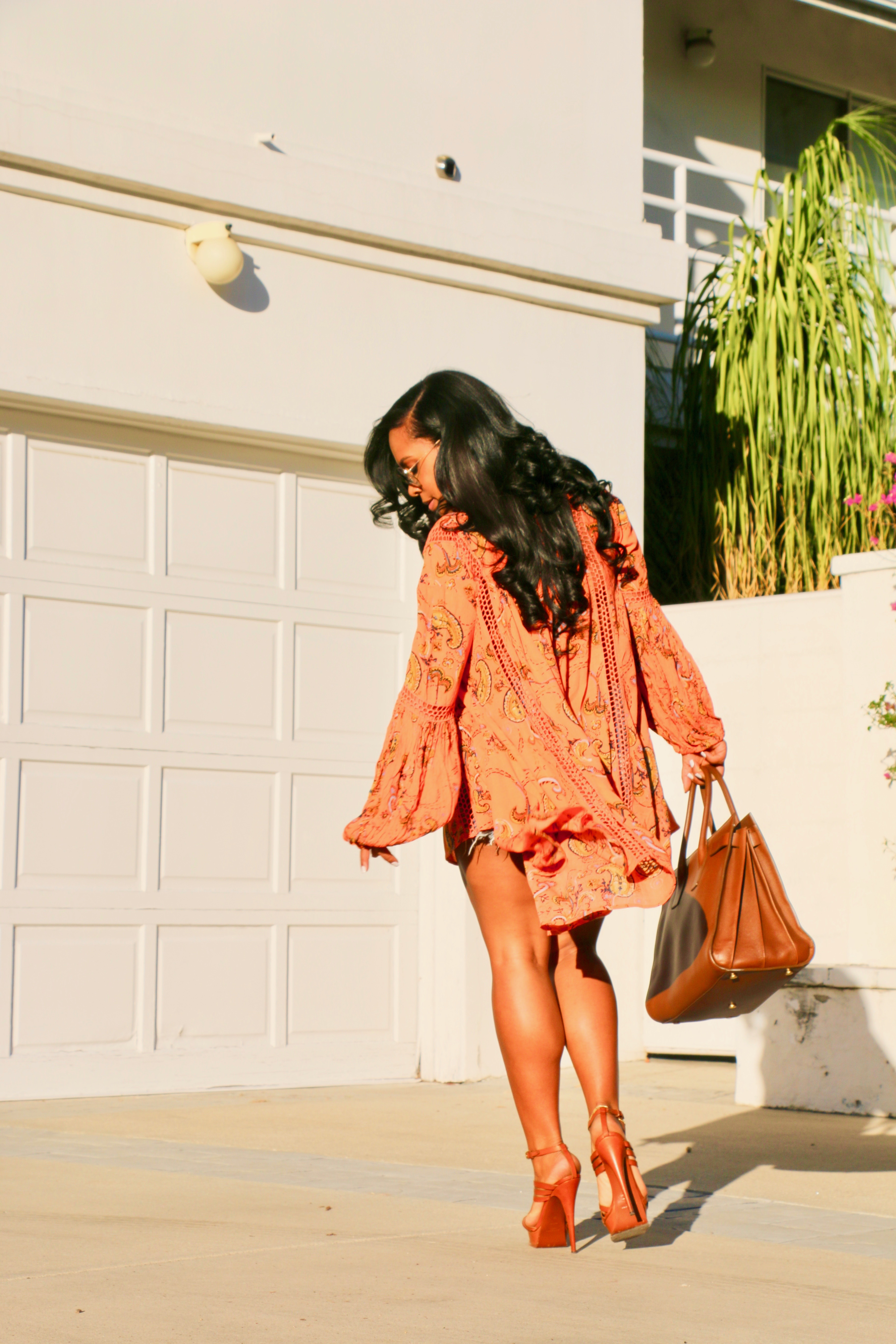 fashion blogger african American