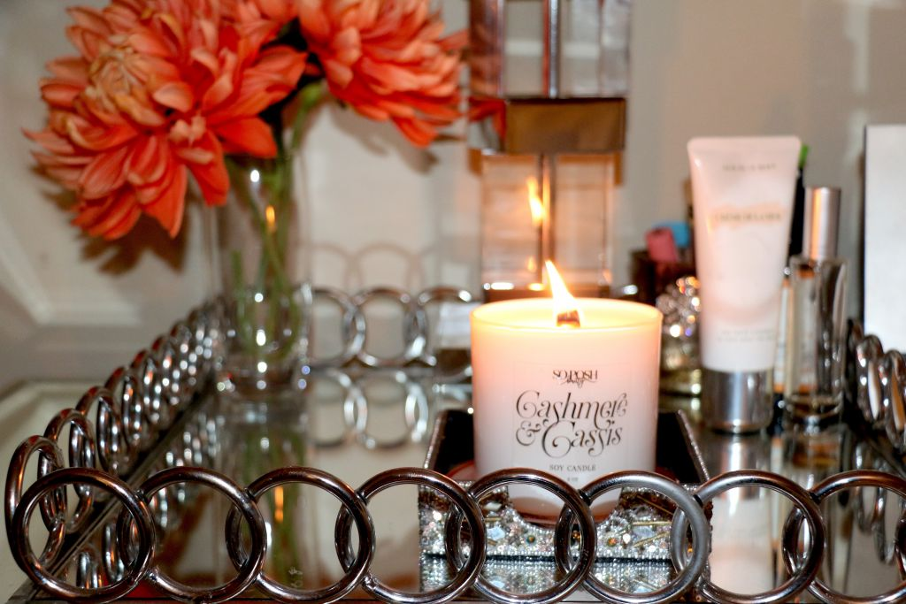 so posh candles fashion blogger