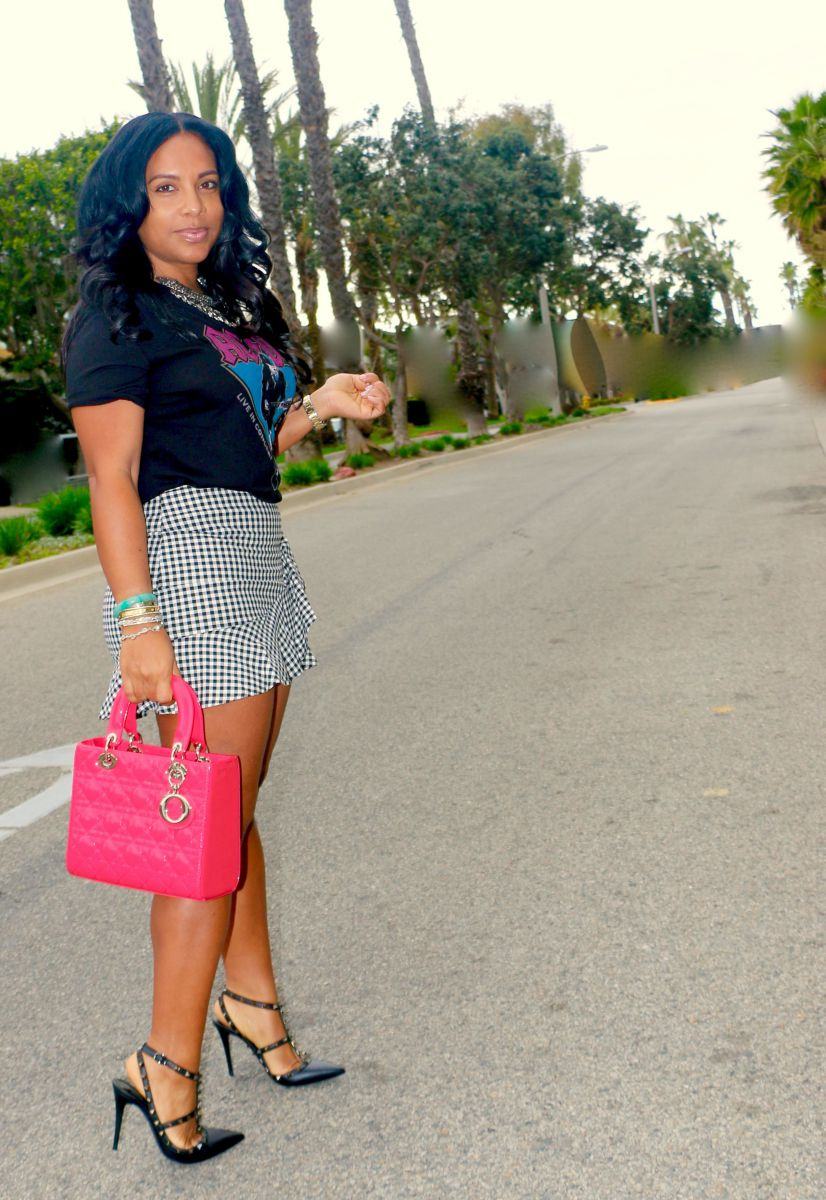 black fashion blogger my style easy style
