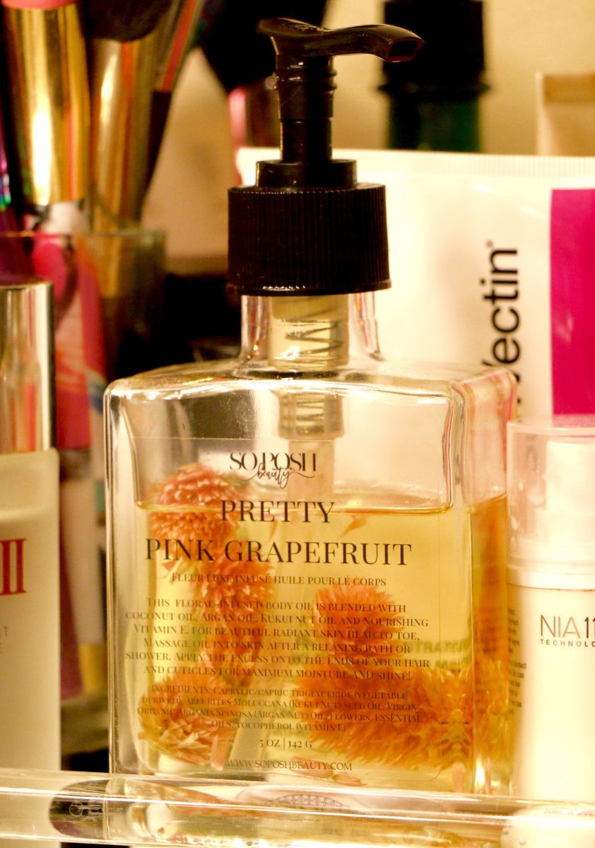 So Posh beauty oil review