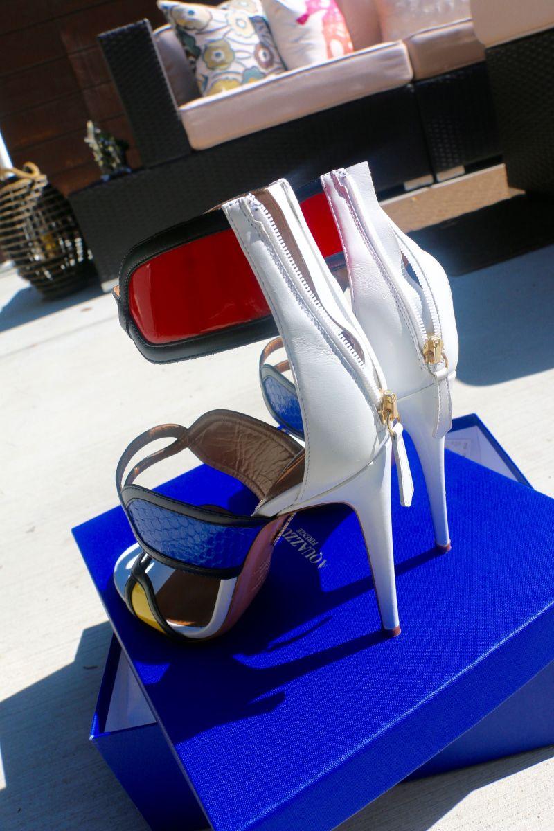 Aquazzura high heels