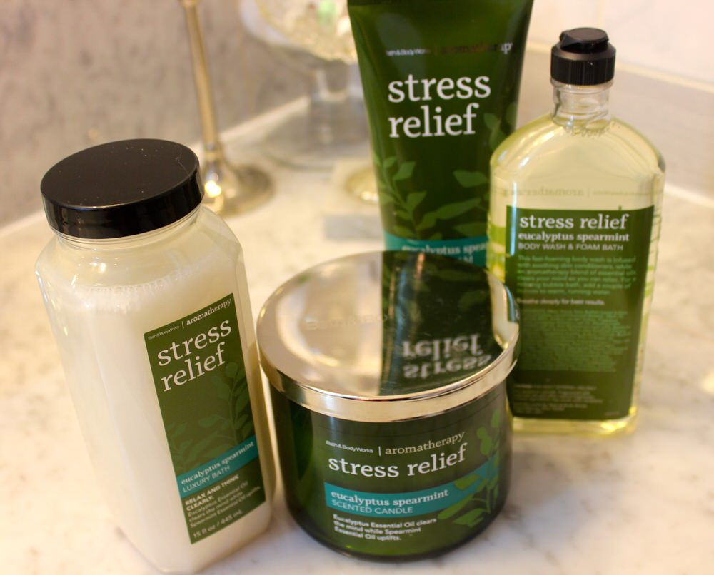 how to get relief from stress