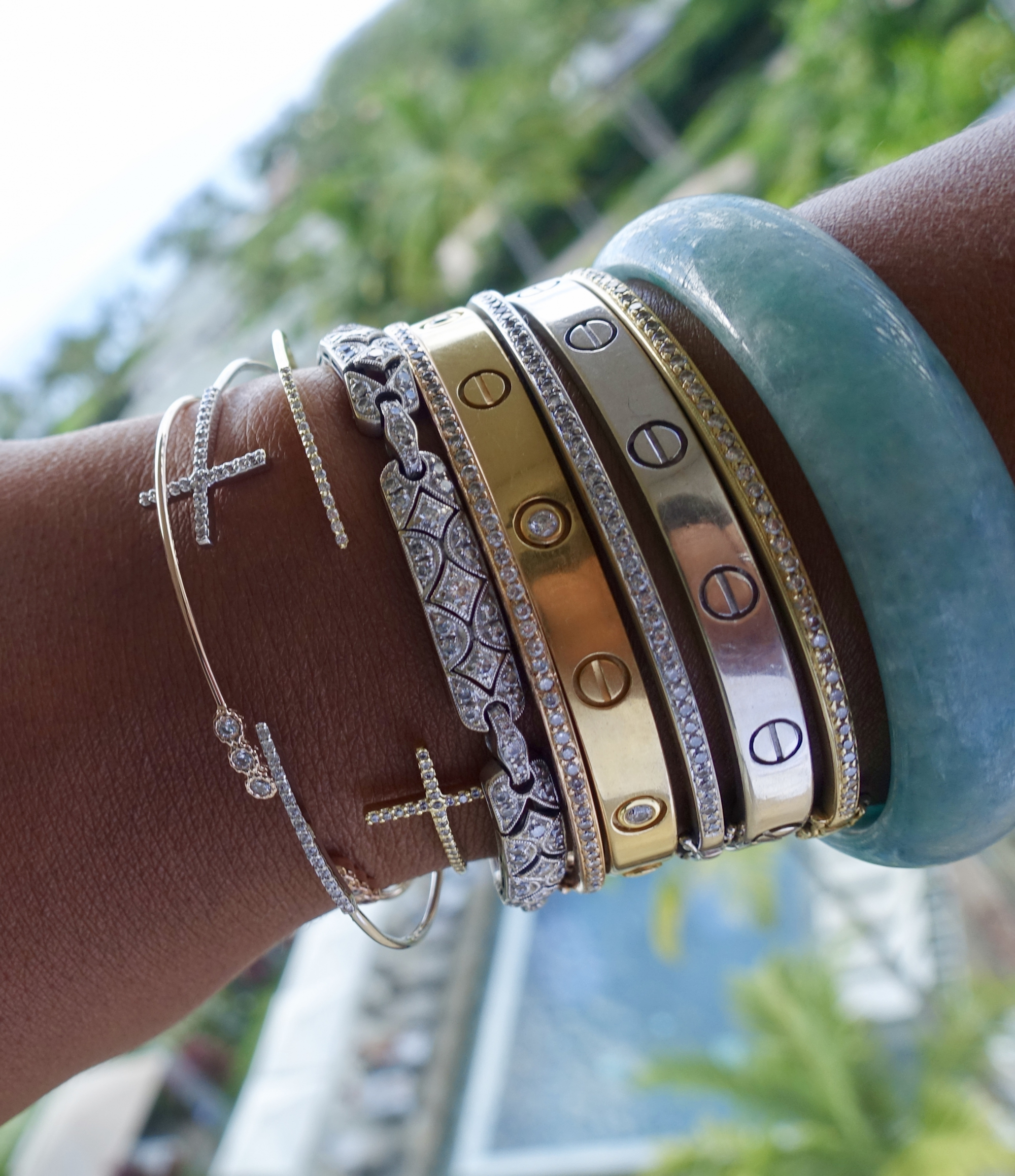 beautiful bracelets