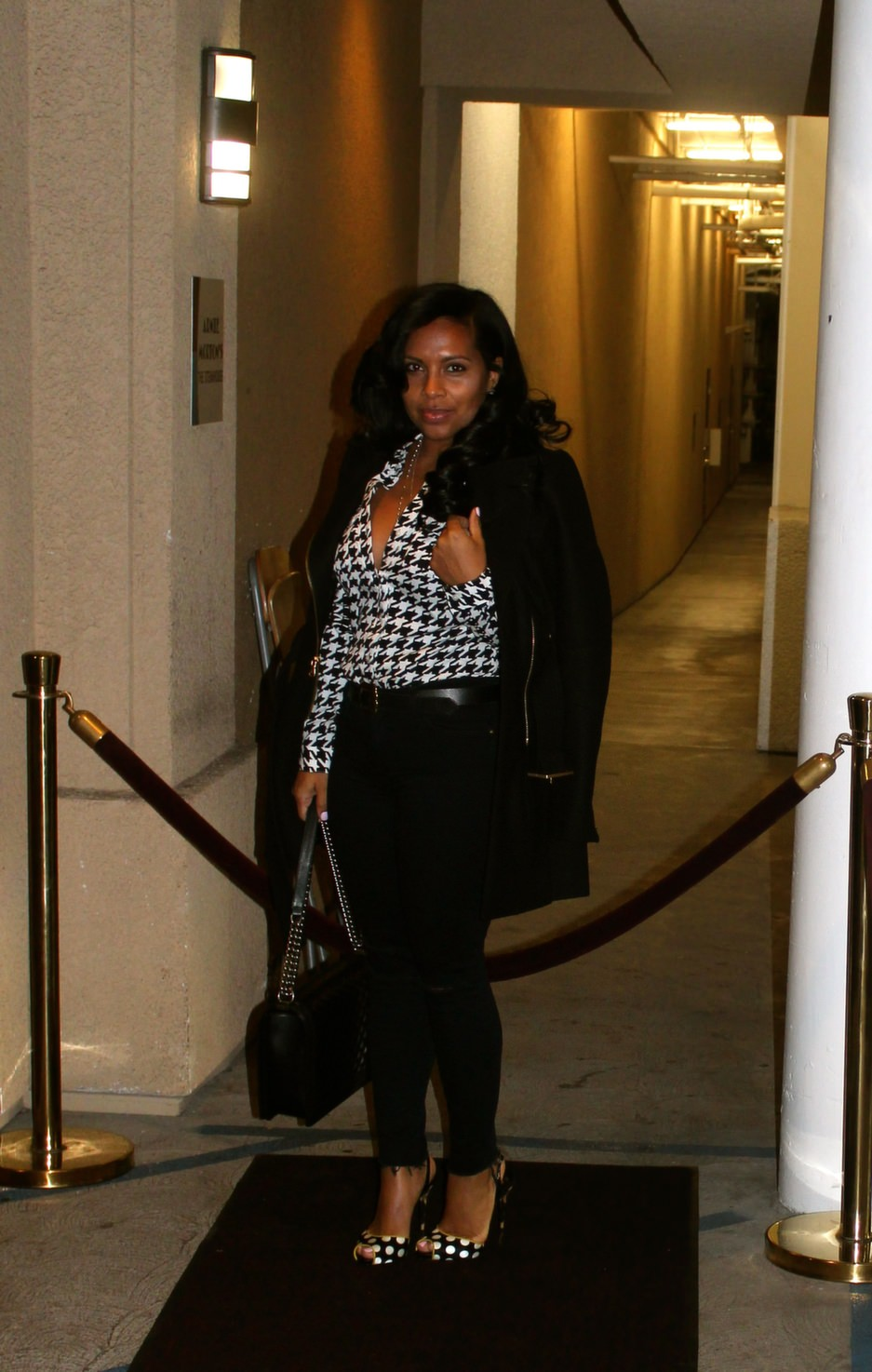 black women fashion - thankful for the little things