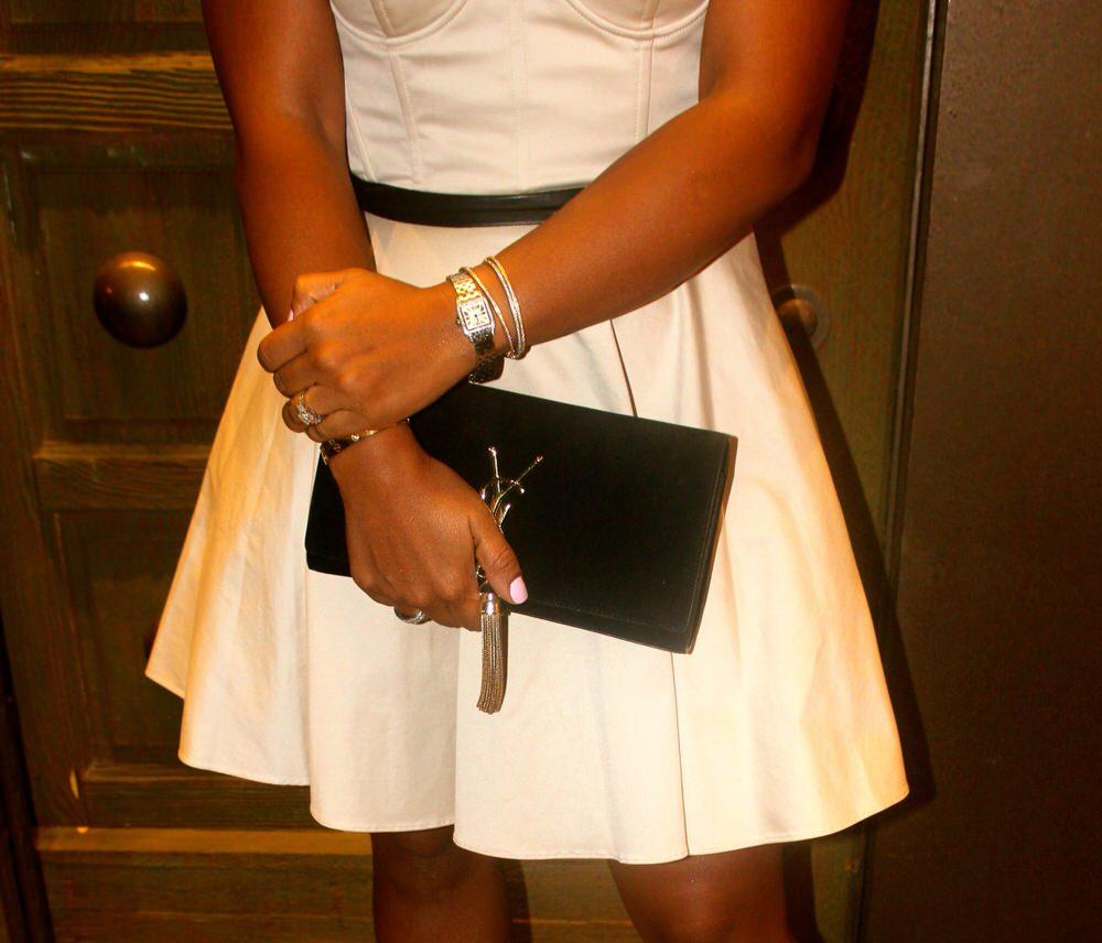 black women fashion birthday dress