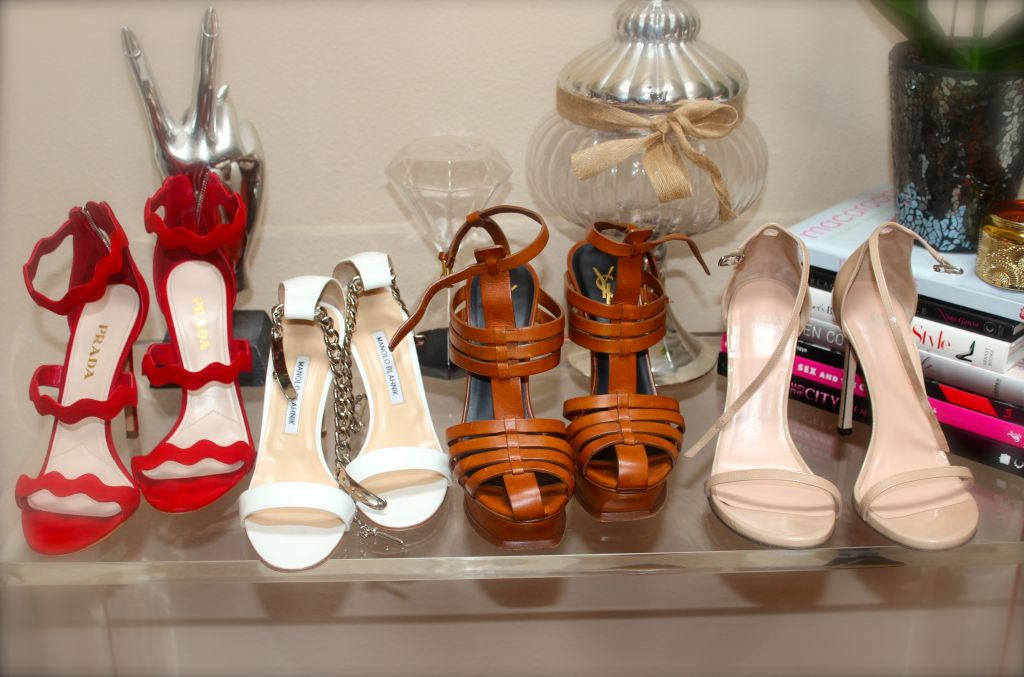 snap shots - shoes on rotation